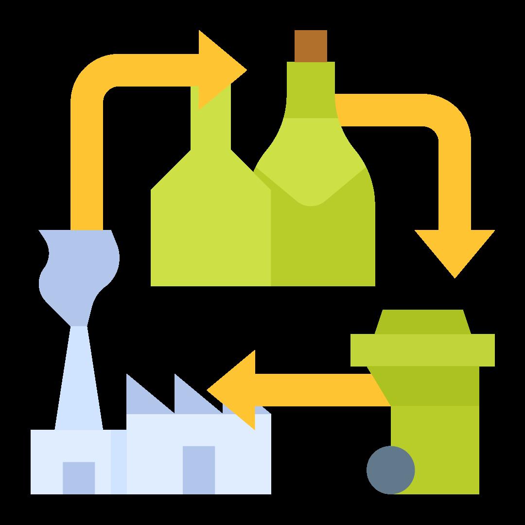 Manejo de Residuos y Desechos Sólidos. Sectores Industria, Comercio y Salud